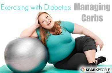Carbohydrate Adjustments for Exercisers with Diabetes