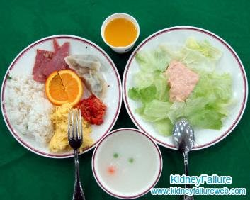 Diabetic Nephropathy Diet For Patients With High Creatinine Level