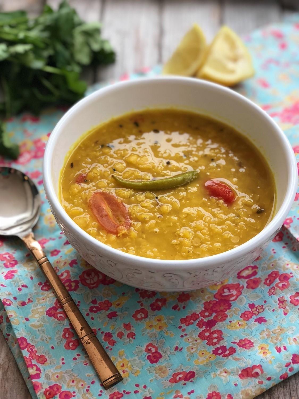 Recipe: Bengali Red Split Lentil Dal | Patient