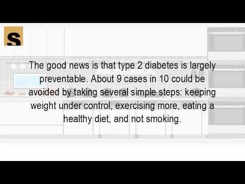 Is Type 2 Diabetes Preventable
