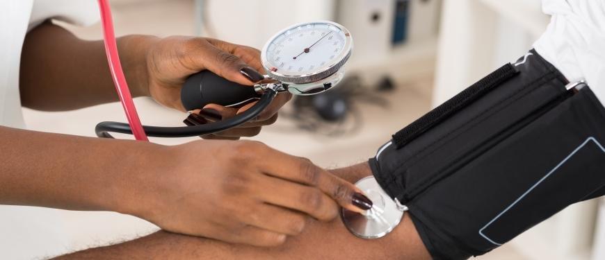 High Blood Pressure & Diabetes