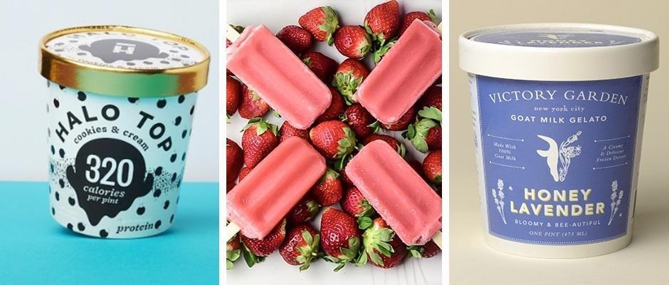9 Healthy Ice Cream Brands Youll Devour With Zero Regrets