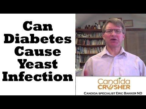 Can Diabetes Cause Infections?