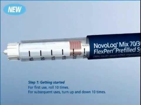 Novolog 70/30 Flexpen