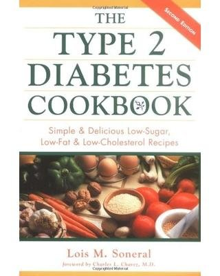 Spring Shopping's Hottest Deal On The Type 2 Diabetes Cookbook : Simple & Delicious Low-sugar, Low-fat, & Low-cholesterol Recipes