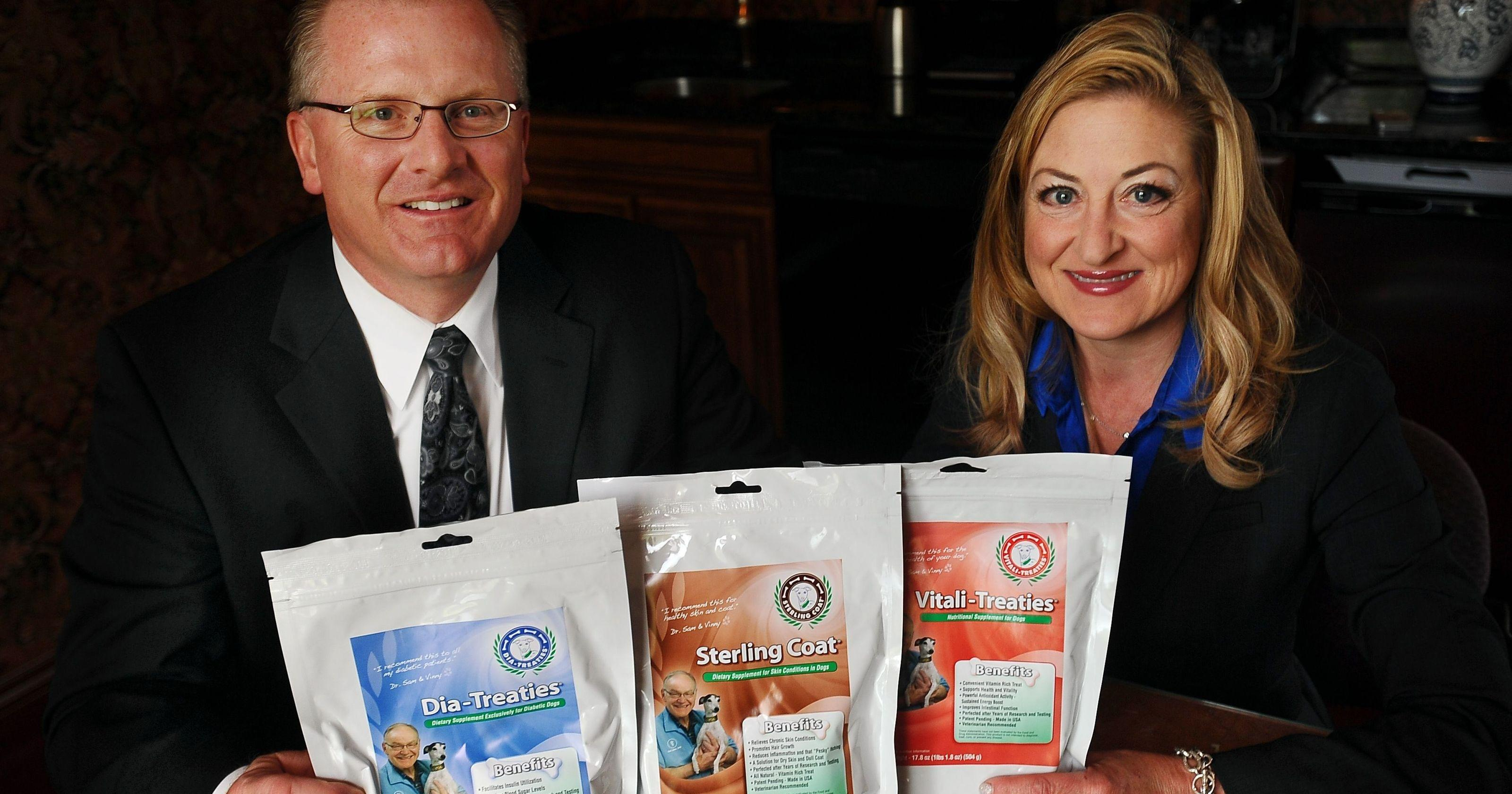 Owners' Solution To Save Diabetic Dog Turns Into Business Venture