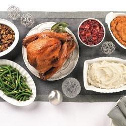 Remaking Thanksgiving Menus