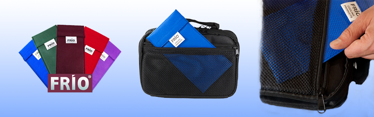 Frio Insulin Cooling Wallets