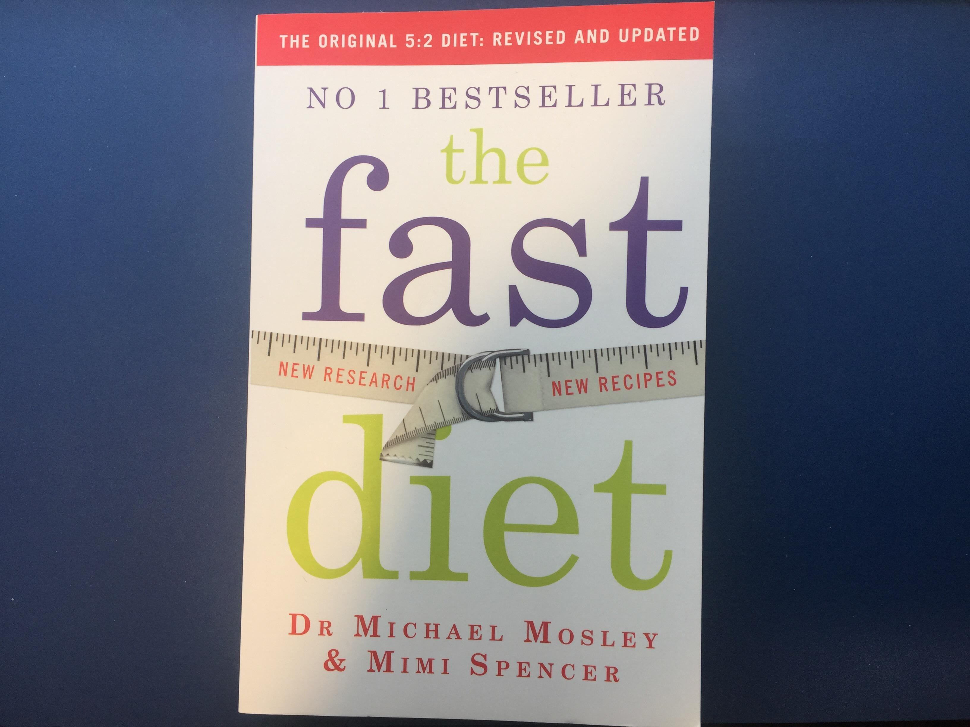 Review: The Fast Diet By Dr Michael Mosley
