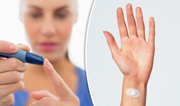 Diabetes breakthrough? New skin patch could end misery of daily insulin injections