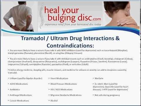 Tramadol Side Effects Diabetes