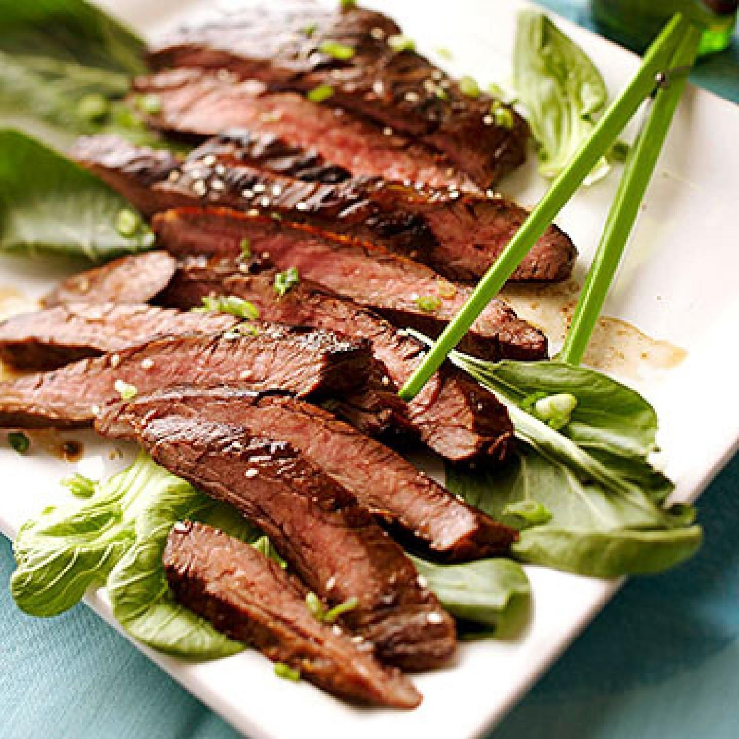Grilled Beef Recipes