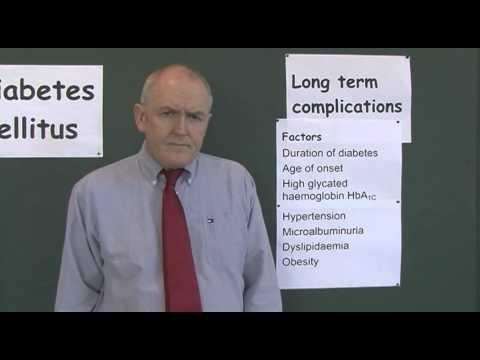 Long Term Complications Of Dka