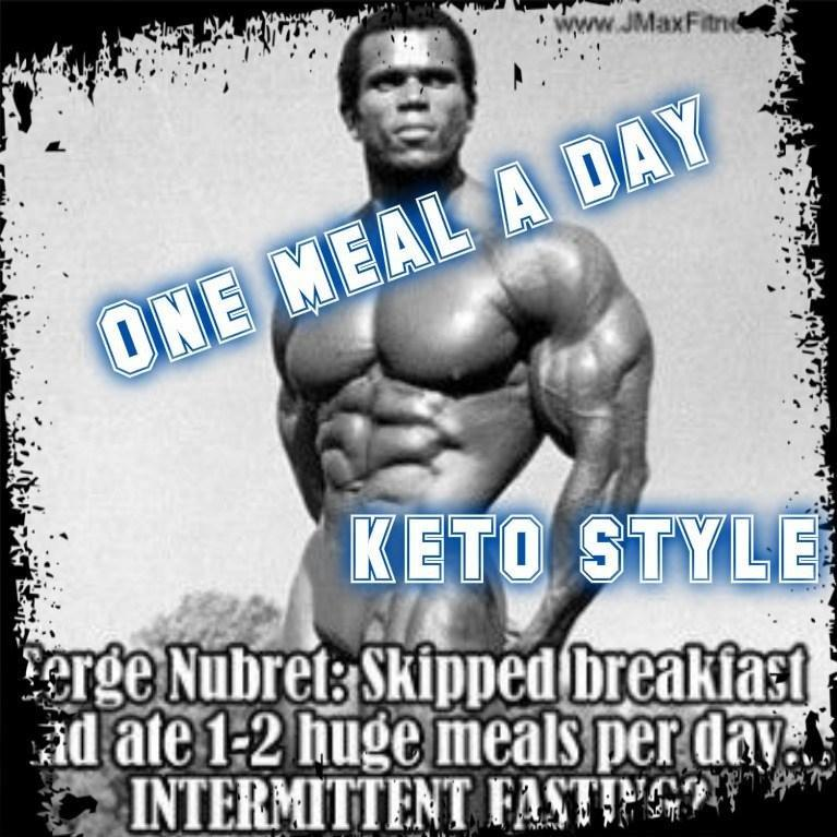 One Meal A Day Keto