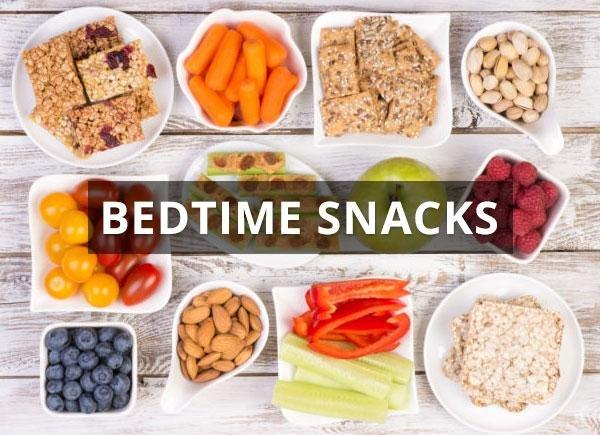 Bedtime Snacks For Diabetics Type 2