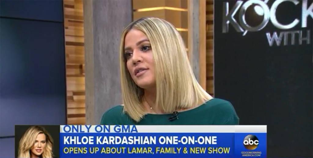 Khloe Kardashian Discusses Rob Kardashian's Diabetes Diagnosis:
