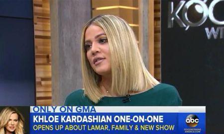 Khloe Kardashian Discusses Rob Kardashian's Diabetes Diagnosis: