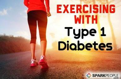 Exercising Safely With Type 1 Diabetes