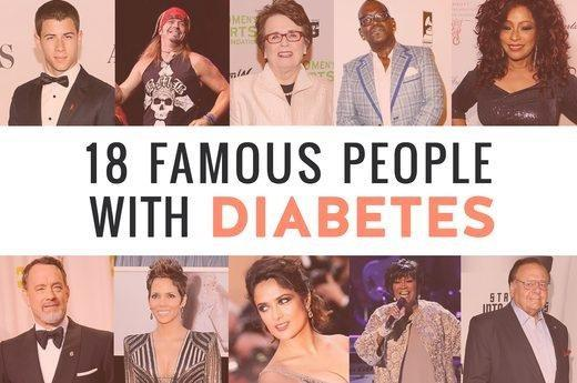 List Of Celebrities With Diabetes