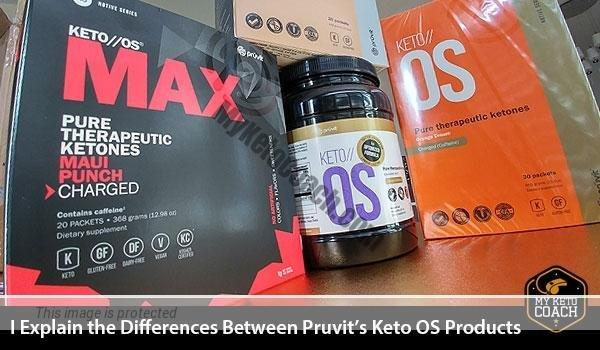 """what Are The Differences Between Pruvit's Keto Os Products?"" & ""which Keto Os Should I Buy? Or Which Product Is Right For Me?"""