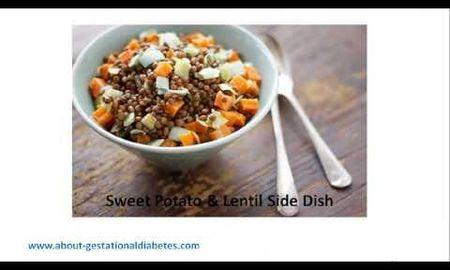 Gestational Diabetes Diet Menu