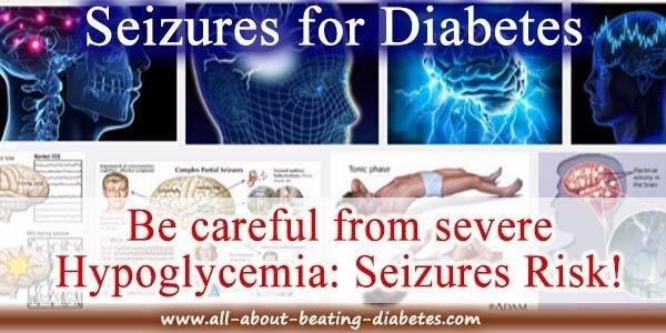 Diabetic Seizure After Effects