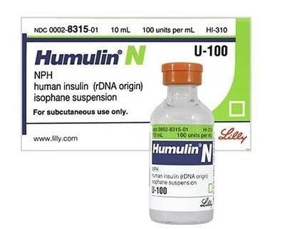 Know About Humulin N (nph) Insulin Onset, Peak Time And Duration
