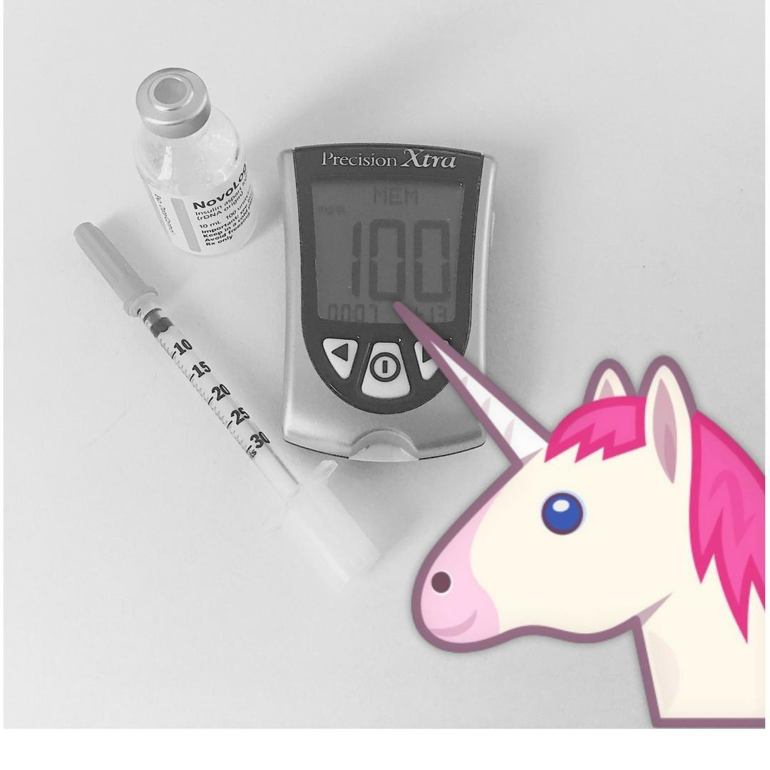 What Diabetes Really Is: (spoiler) It's Not A Unicorn Frappuccino
