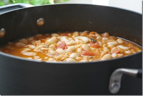 White Bean Soup - Glow Kitchen