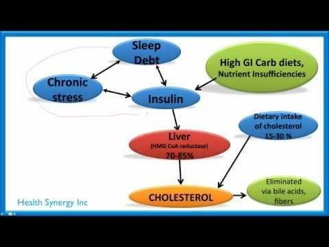 Cholesterol - Diabetes Self-management