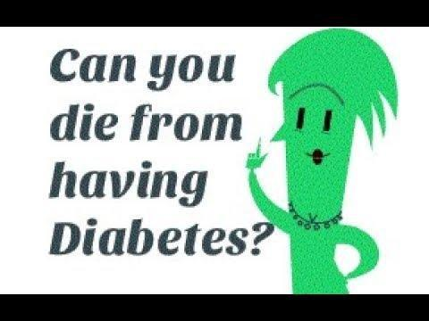 What Do People With Diabetes Die Of?