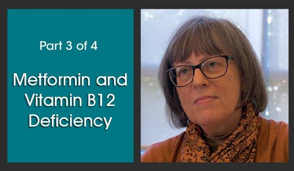 Metformin And Vitamin B12 Deficiency