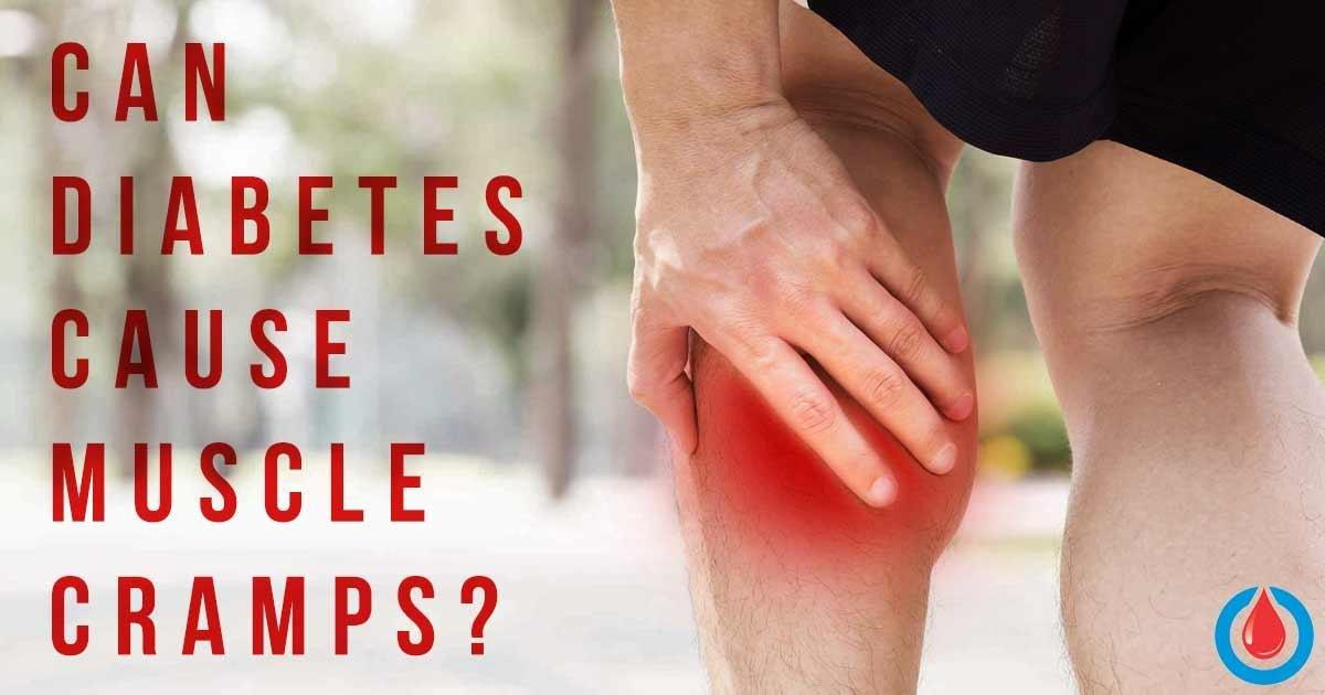 Can Diabetes Cause Muscle Cramps?
