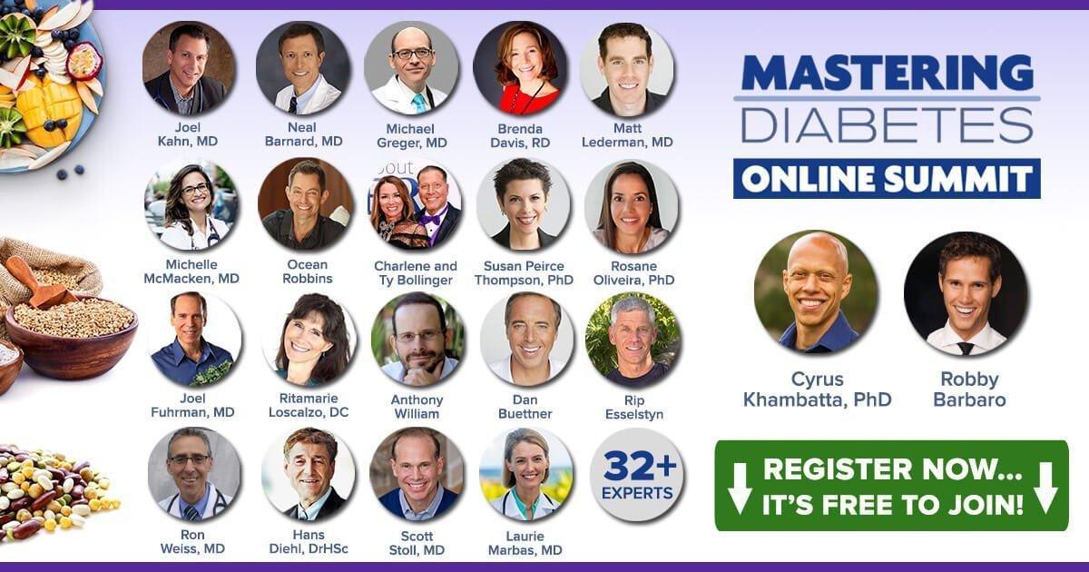 Reverse Insulin Resistance In The Free Mastering Diabetes Summit
