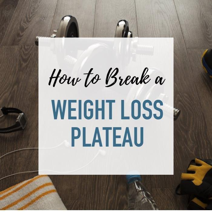 Breaking Keto Plateau