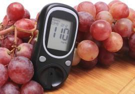 Red Grapes And Diabetes