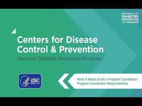 Cdc Diabetes Prevention Lifestyle Coach