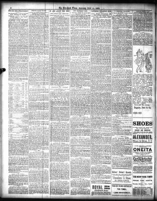 The New York Times From New York, New York Page 8