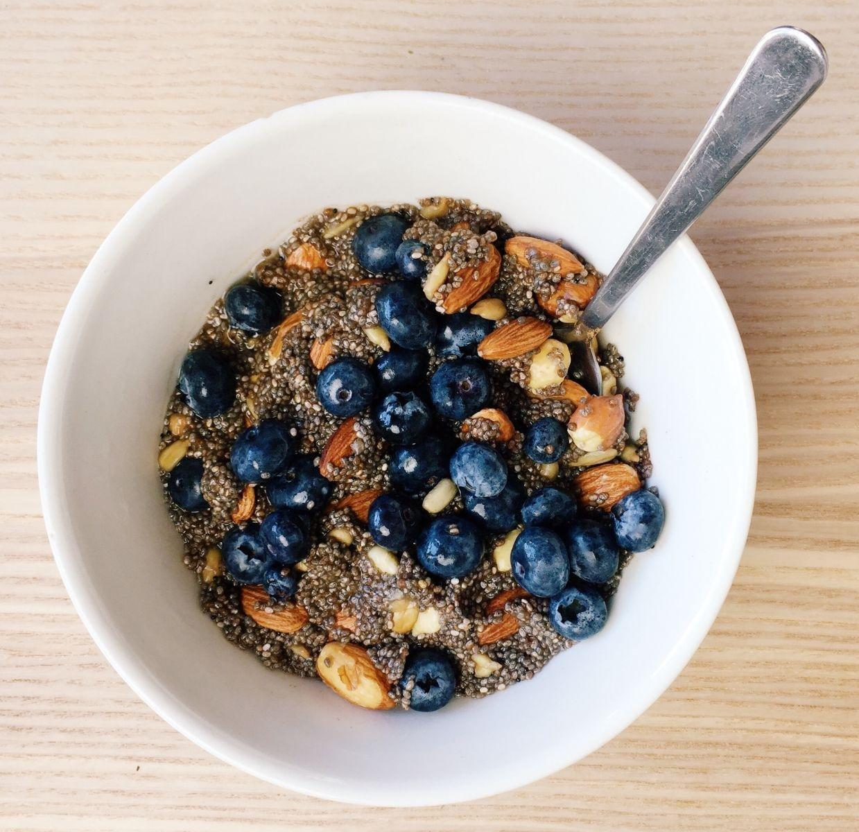 chia seed diabetic recipes