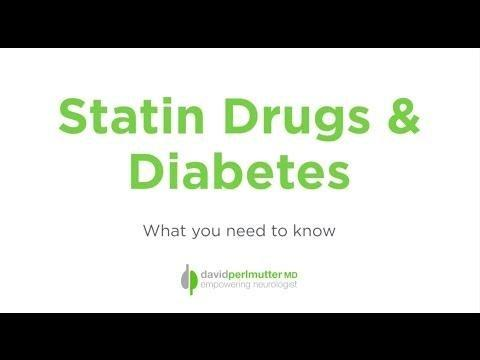 Can Statin Drugs Cause Diabetes?