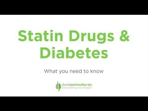 Link Between Statins And Diabetes