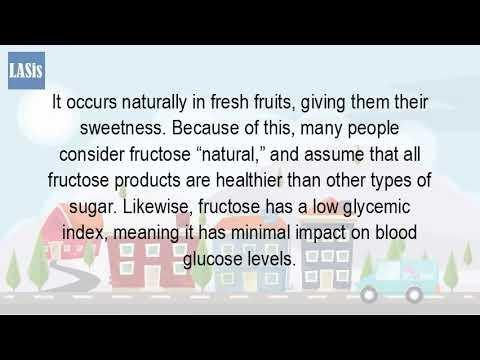 Is Fructose Worse For You Than Glucose?