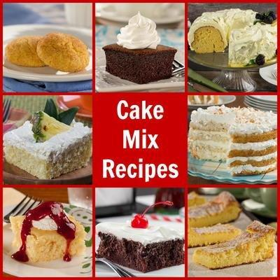 7 Diabetic-friendly Cake Mix Recipes