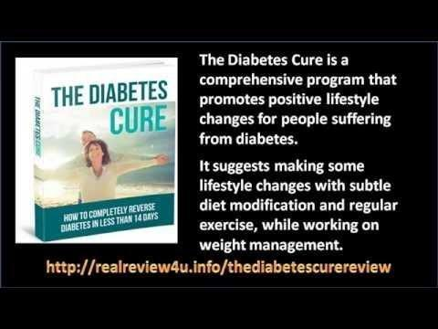 Is The Diabetes Cure By Dr. David Pearson A Scam?