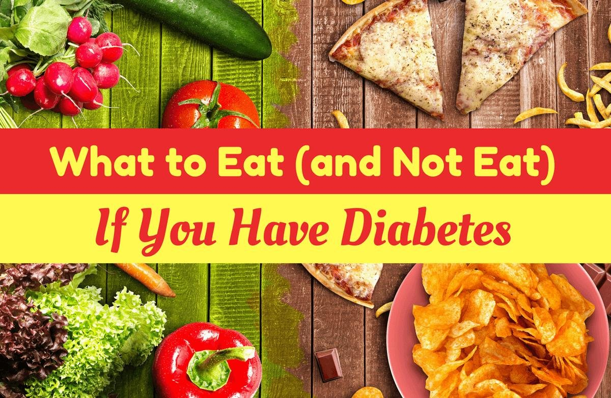 6 Foods That Most Diabetics Should Avoid (and 8 Foods They Can Safely Eat)