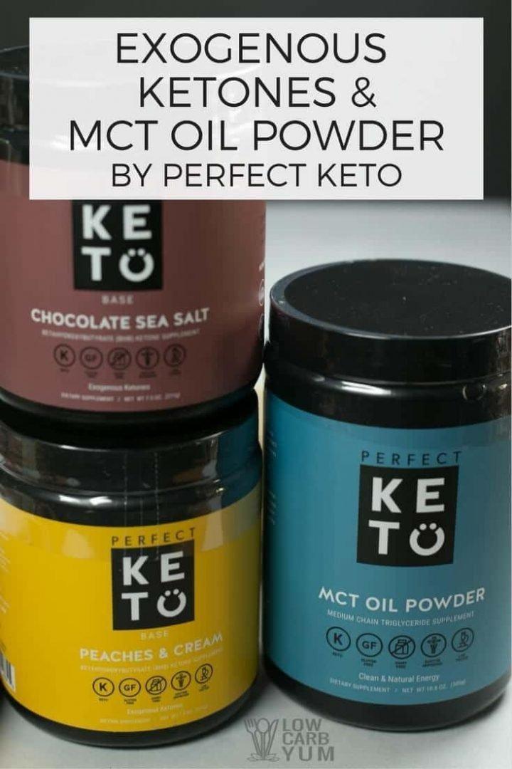 Exogenous Ketones: Beta-hydroxybutyrate Keto Powder