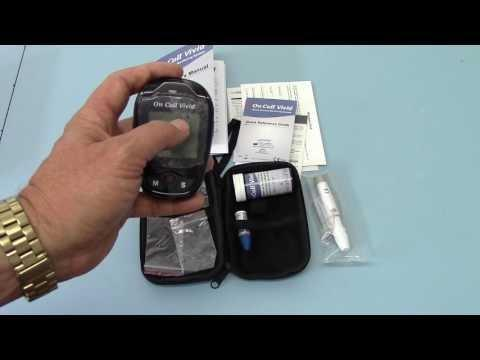 On Call Plus Glucose Meter Manual
