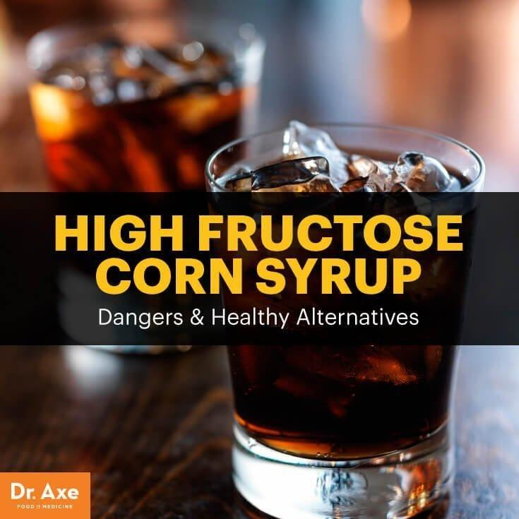 Glucose Fructose Syrup Vs High Fructose Corn Syrup