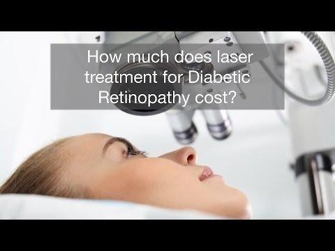 Diabetic Retinopathy Surgery Cost