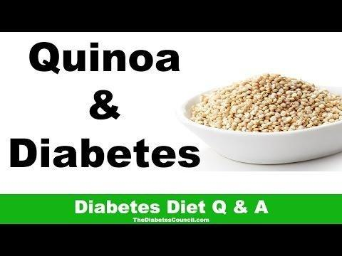 Is Quinoa Good For Diabetic Patients?